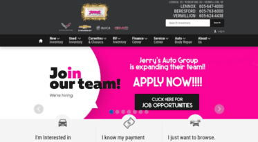Jerry'S Auto Sale >> Get Jerryscars Com News Jerry S Auto Group In Lennox Sd