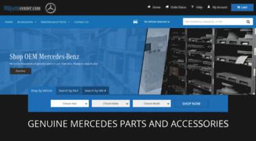 Mercedes Benz Parts   MB Accessories U0026 Lifestyle Collection | MB Parts...  Go To Mbpartscenter.com · Mbpartscenter.com. MB Parts Center.