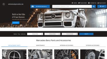 Mbwholesalepartsonline.com. Mb Wholesale Parts Online. Genuine OEM Mercedes  Benz ...