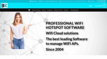 Get Microsolut com news - Hotspot software hotel Wifi login