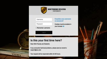 Get Moodle ssu edu news - Southern States University- Moodle Site