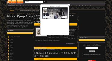 Get Musickpopjpop blogspot com news - Music Kpop Jpop| Download Mp3