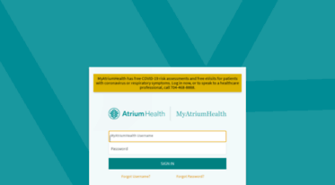 mycarolinashealthcare.org