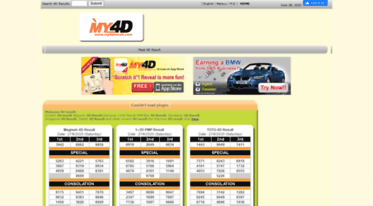 Get My4dresult com news - Malaysia 4D results and 4d results
