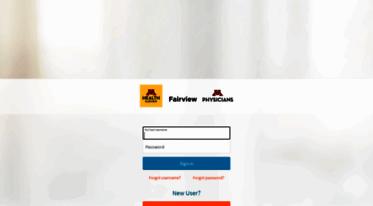 Get mychart fairview org news mychart application error page