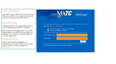 Mymatc