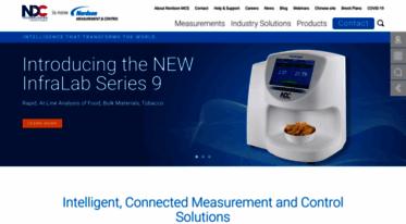 Get Ndc com news - NDC Technologies, Moisture, Thickness