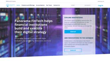 Get Panoramafintech com news - Panorama FinTech by McKinsey