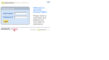 Ancestry® library edition – petoskey district library.