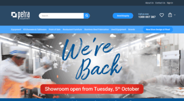 Get Petraequipment Com Au News Catering Restaurant