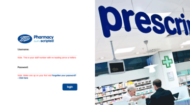 Get Pharmacyunscripted co uk news - Boots Pharmacy   Login