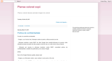 Get Planse De Colorat Copiiblogspotcom News Planse