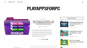 Get Playappsforpc com news - Play Apps For PC