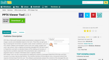 get pptx viewer tool soft112 com news pptx viewer tool 2 5 1 free