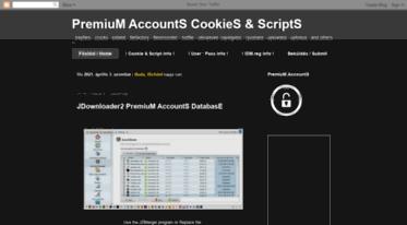 Get Premiumaccounts-browser blogspot com news - PremiuM AccountS