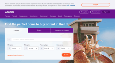 Epayments Dhl Co Uk >> Get Pro Zoopla Co Uk News Zoopla Search Property To Buy