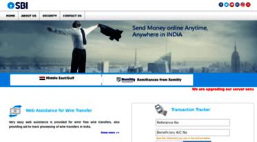 Get Remit onlinesbi com news - Send Money, Remit Money