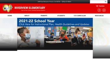 Get Riverview cusd com news - Riverview Elementary School