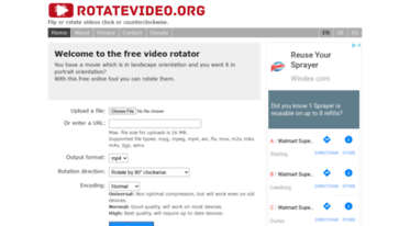 Get rotatevideo news online video rotator online video rotator ccuart Images