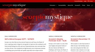Get Scorpiomystique com news - ScorpioMystique