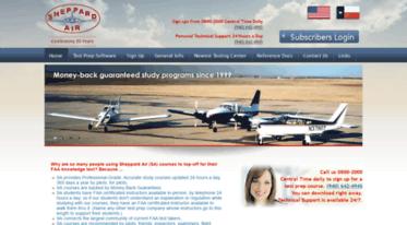 Get Sheppardair com news - Sheppard Air Flight Test 5 0 Prep