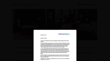 los angeles e5d5a 7c804 Get Shop.tempurpedic.com news - Site: Sign In