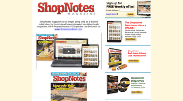 get shopnotes com news shopnotes magazine woodworking plans