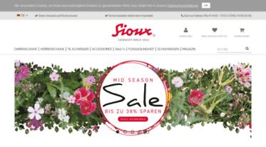 new style 3e4db d5eea Get Sioux-shop.de news - Official Sioux Online Shop ...