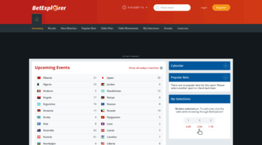 Get Sportstats com news - BetExplorer soccer stats - results, tables