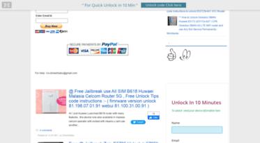 Get Stc-unlocking blogspot com news - Licensed Unlocking