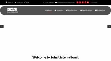Get Suhail-international com news - Himalayan Crystal Salt
