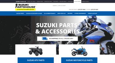Suzuki House Parts – Idée Auto Images