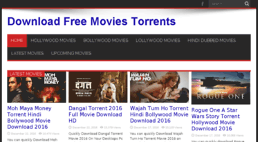 torrent free movie download hollywood hindi dubbed