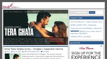 Get Translation hindilyricspk in news - Lyrics translation meaning