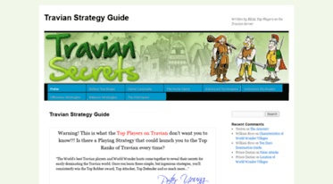 Get Travian-strategy-guide com news - Travian Strategy Guide