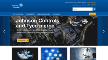 Get Tycofis co uk news - Tyco Integrated Fire & Security