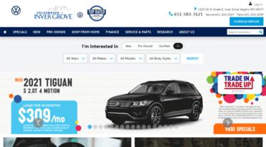 Vw Dealership Mn >> Get Vwinvergrove Com News Volkswagen Dealership Inver