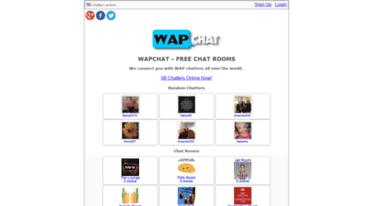 Wap chat sites mobile