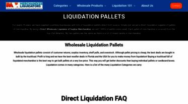 Get Wholesalecosmetics com news - Merchandise Liquidators