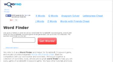 Get Win scrabblefinder com news - Scrabble Word Finder - Scrabble