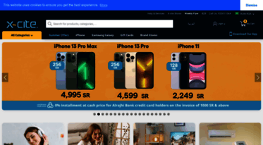 Get Xcite com sa news - Xcite | Online Shopping in KSA