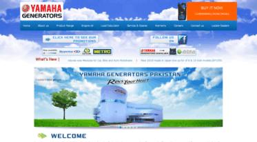 Get Ypel com pk news - Yamaha Generator Pakistan | Gas